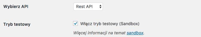 Integracja WooCommerce PayU - konfiguracja API