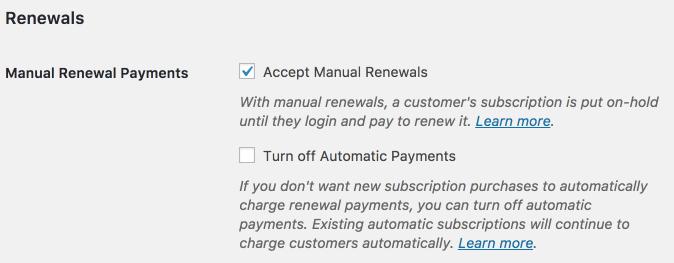 PayU WooCommerce - Płatności manualne WCS