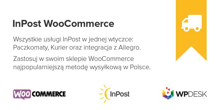 Wtyczka InPost WooCommerce Integracja