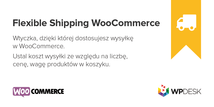 Flexible Shipping - Table Rate Shipping WooCommerce