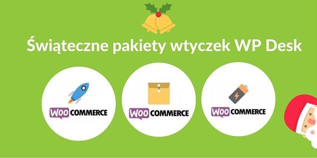 swiateczne pakiety wtyczek WP Desk