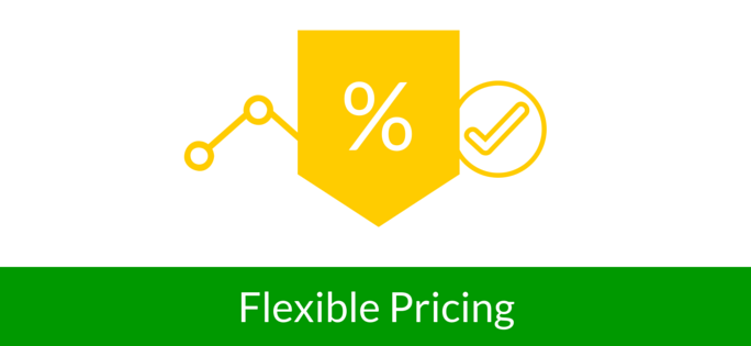 Flexible Pricing