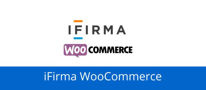 iFirma WooCommerce wtyczka integrująca