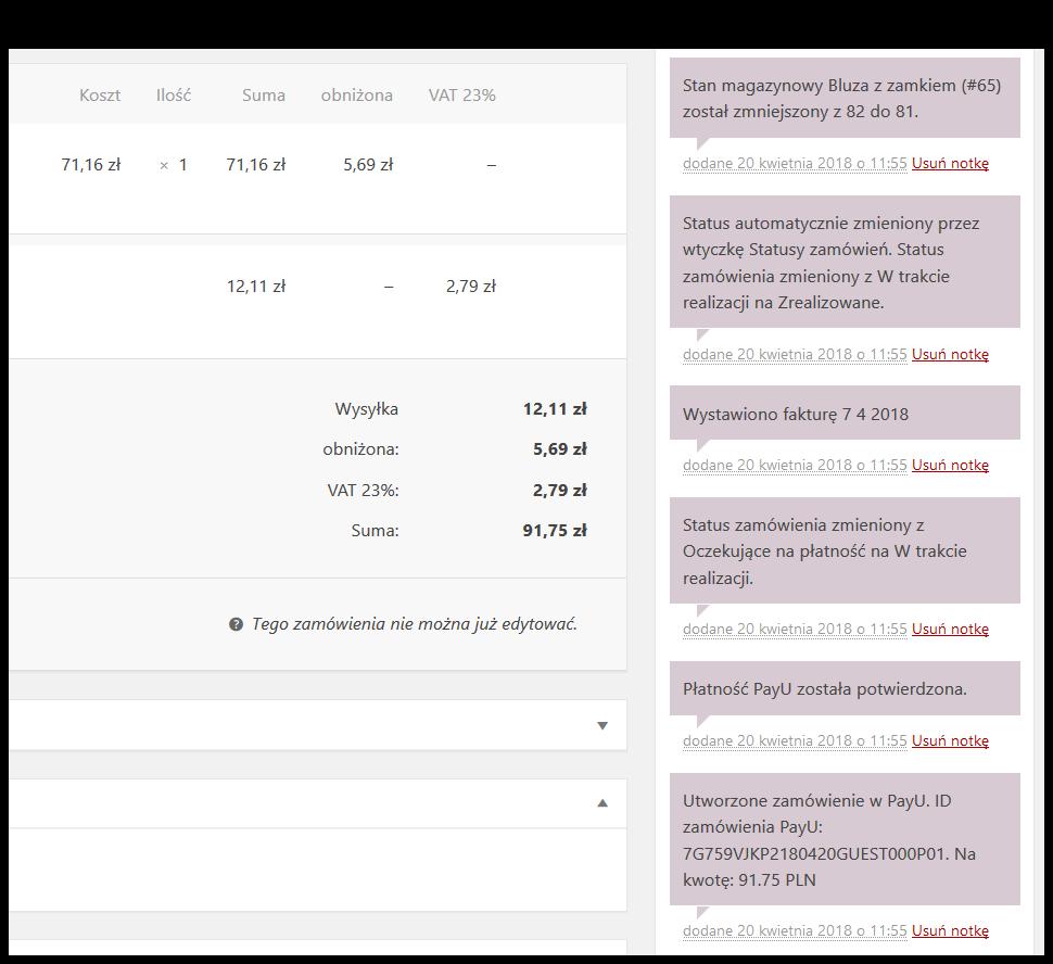 Sprzedaż w WooCommerce: automatyzacja sprzedaży