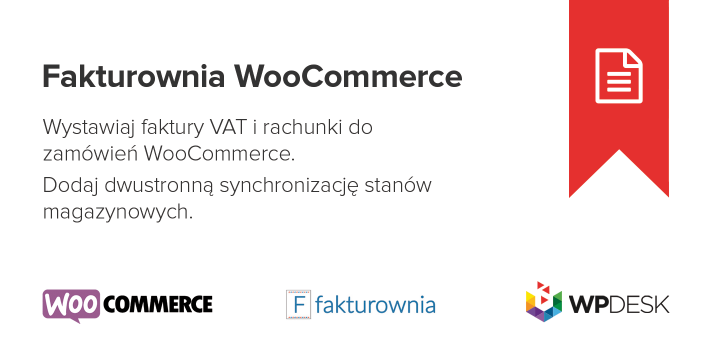 WooCommerce Fakturownia Integracja