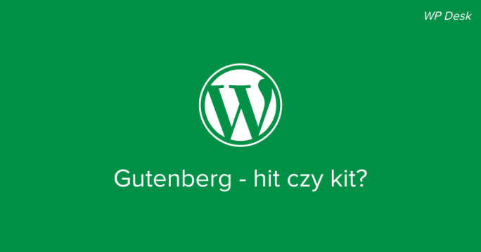 Gutenberg WP Desk