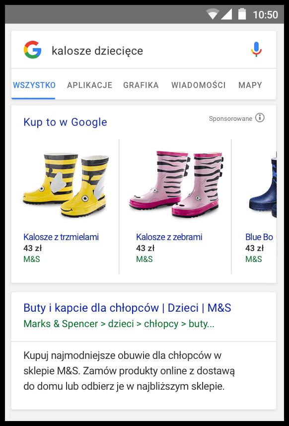 Google Merchant - narzędzia marketingowe dla sklepu