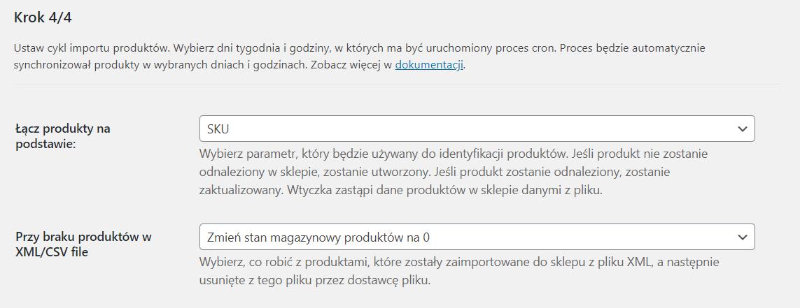 Aktualizacja stanów magazynowych i import produktów hurtownie Dropshipping XML WooCommerce