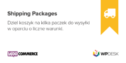 Wtyczka Shipping Packages WooCommerce